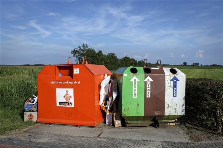 Gemeentelijk afval