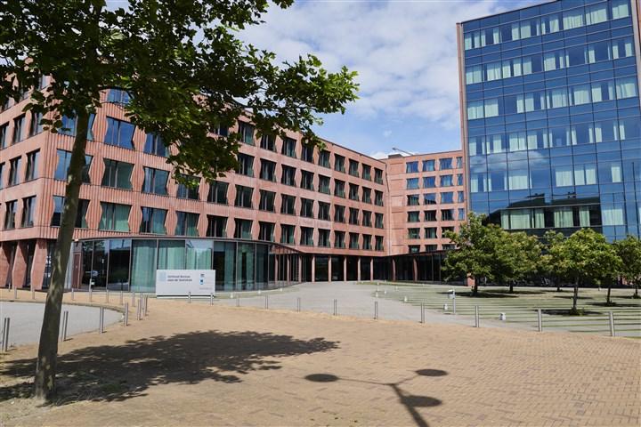 Kantoorgebouw CBS Leidschenveen