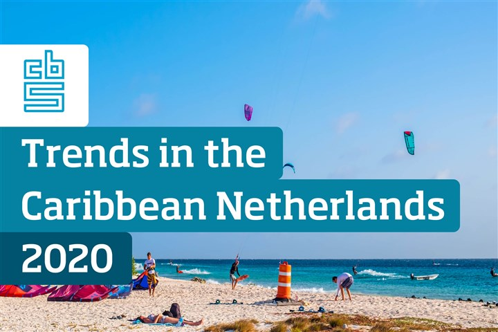 Placehoulder Trends in the Caribbean Netherlands 2020