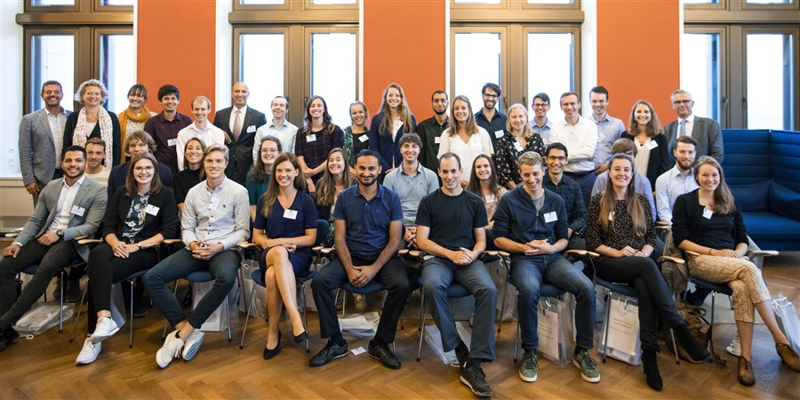 Group of participants in the 'Rijks Data Science Programme',