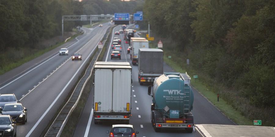 A67 / Eindhoven - Venlo : Grote zorgen over gevaarlijke verkeerssituatie op A67