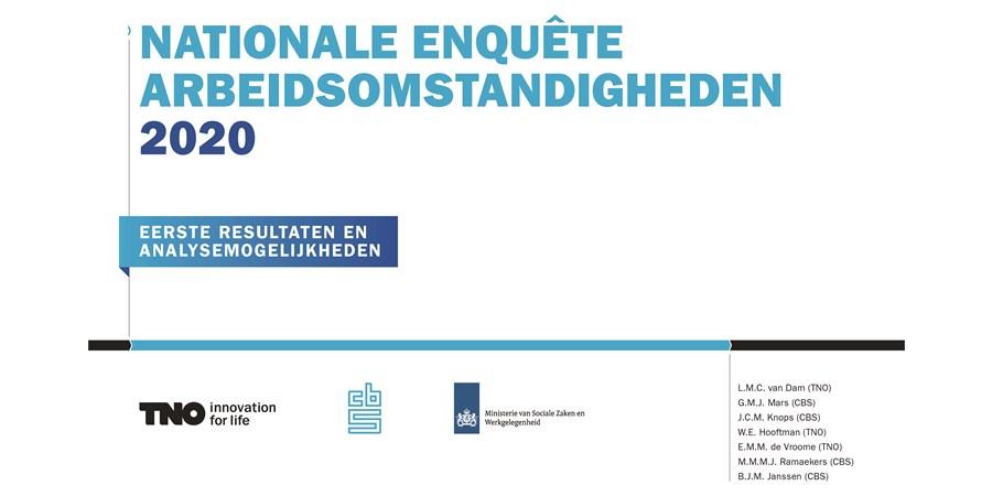 voorblad NEA 2020 eerste resultaten