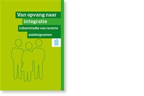 Omslag Van opvang naar integratie
