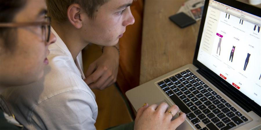 11 procent meer internetaankopen in eerste helft 2020