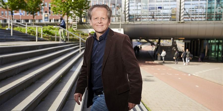 Professor dr. Ruben van Gaalen is één van de CBS-hoogleraren die een bijzondere leerstoel bekleedt aan de Universiteit van Amsterdam