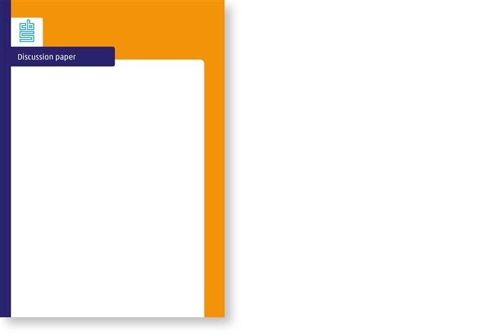 Cover paper oranje