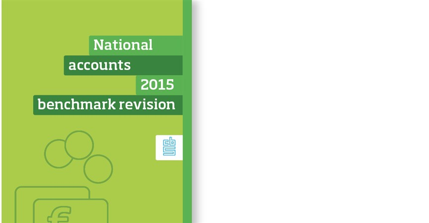 Cover National accounts 2015 benchmark revision