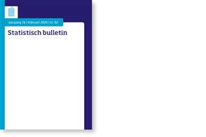 Omslag Statistisch bulletin 2020-02
