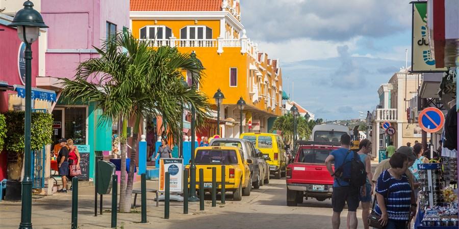 Winkelstraat Bonaire