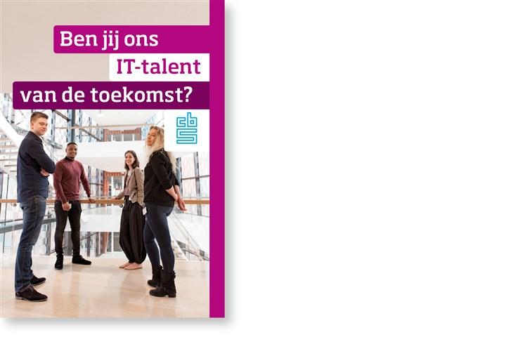 Omslag Ben jij in IT-talent van de toekomst