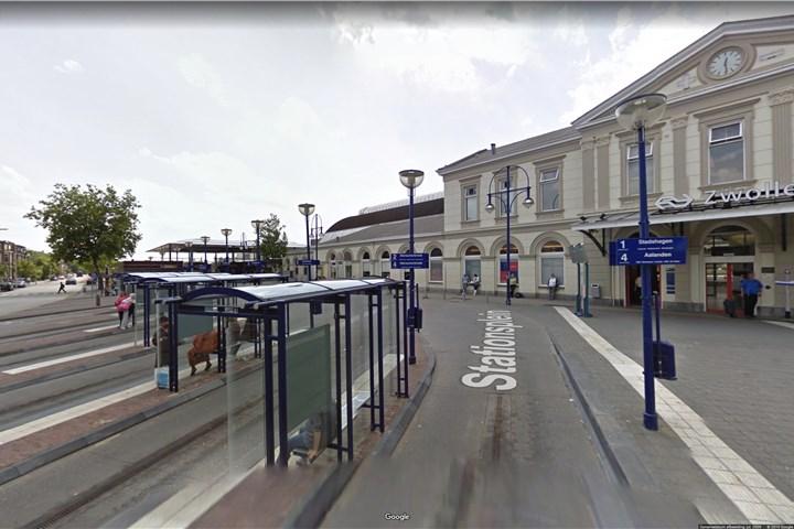 Beeldmerk Urban Data Center Zwolle met fotografie