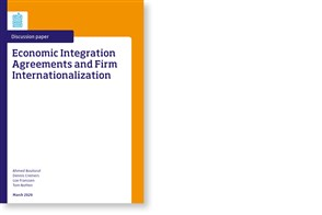 Omslag, Economic Integration Agreements and Firm Internationalization