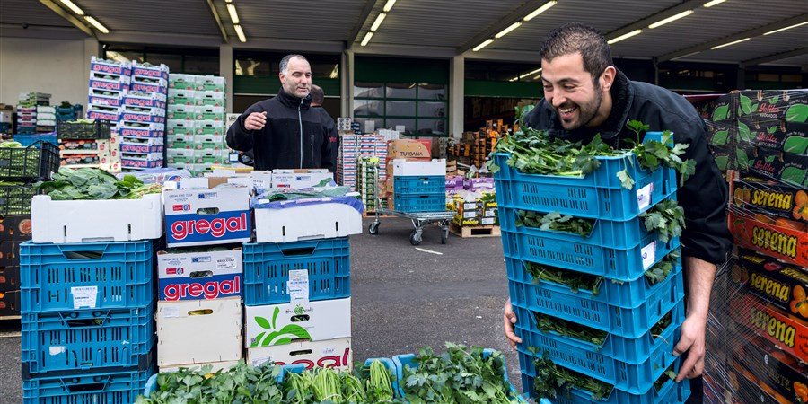 Het Food Center Amsterdam is de groothandelsmarkt in food producten van en voor de regio Amsterdam.