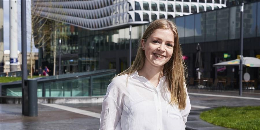 Naomi Schalken is statistisch onderzoeker bij het CBS
