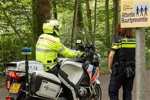 Politie doet aan buurtpreventie