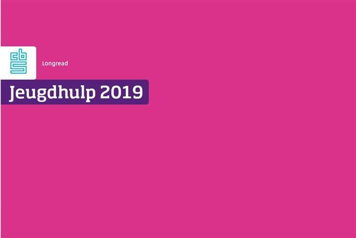 Omslag, Jeugdhulp 2019