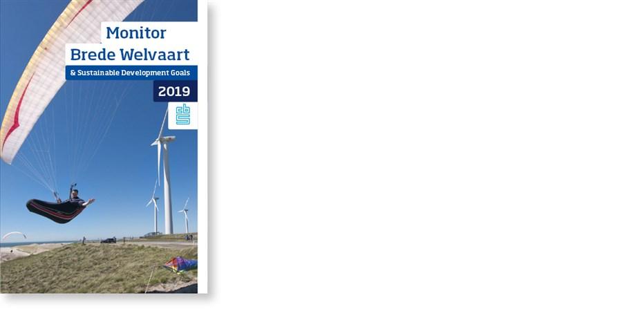 Omslag monitor Brede Welvaart 2019