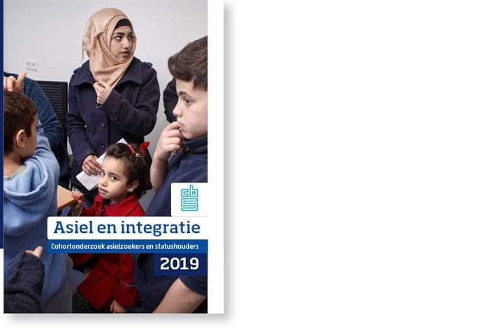 Omslag, Asiel en integratie 2019