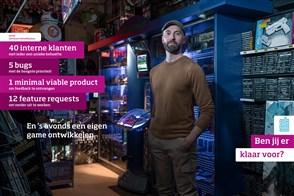 Joram van Schaik, software ontwikkelaar bij het CBS