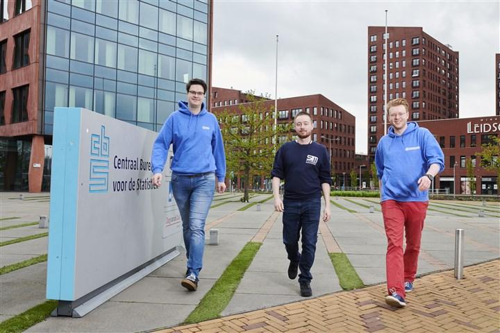 The winners of the Sensor Data Challenge 2021