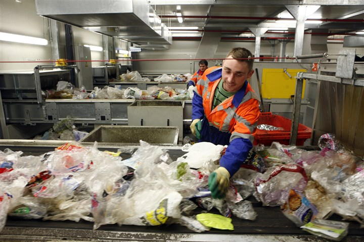 Afval bedrijf Sita