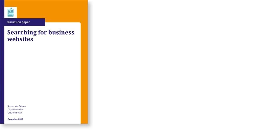 Omslag, Searching for business websites