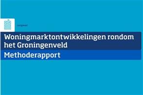 Omslag, Woningmarktontwikkelingen rondom het Groningenveld