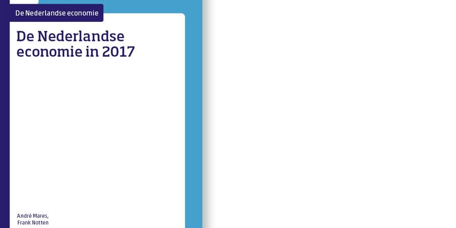 Omslag publicatie De Nederlandse economie in 2017