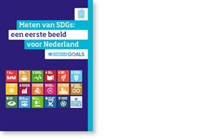 Omslag rapport Meten van SDGs