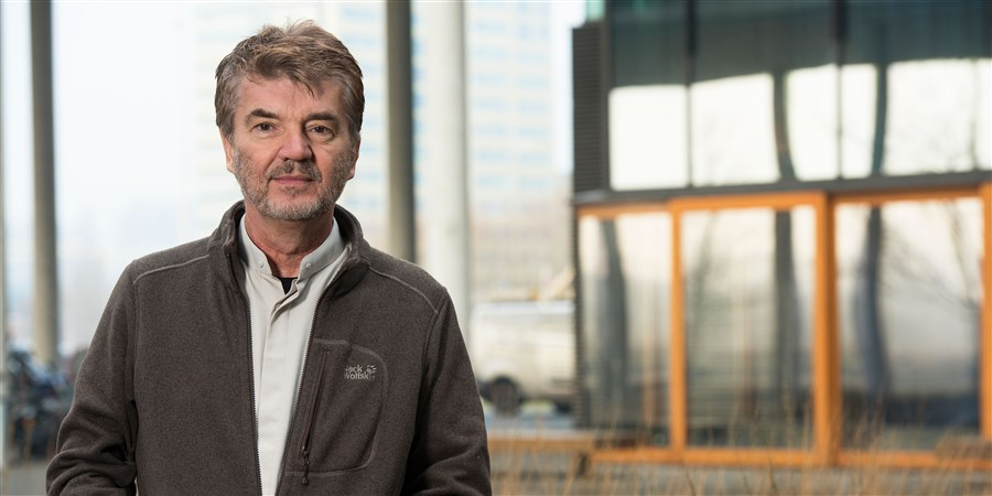 Peter Sloot is wetenschappelijk directeur van het IAS