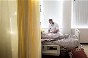 patiënt in ziekenhuis