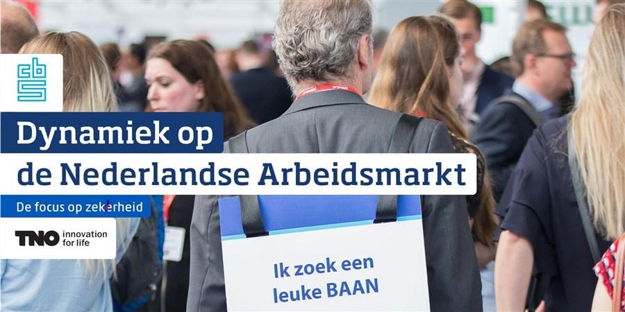 Omslag, Dynamiek op de Nederlandse arbeidsmarkt