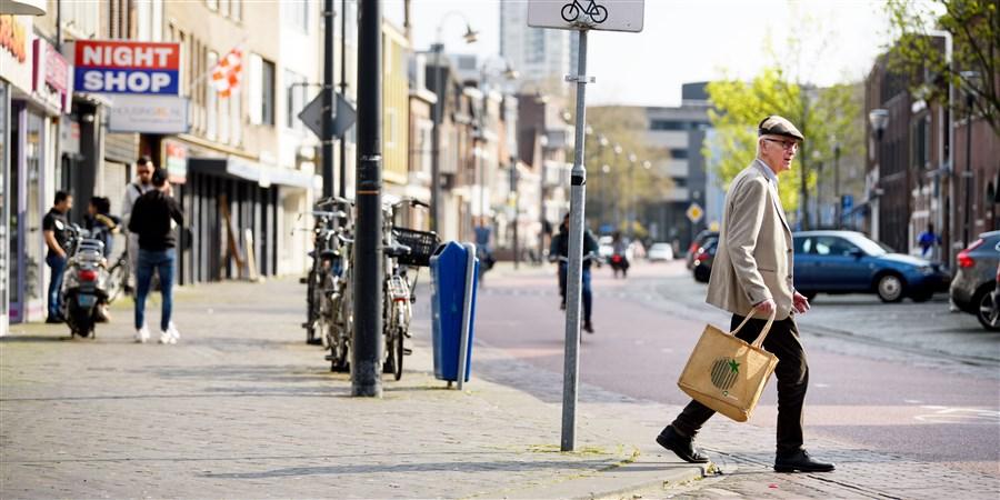 Kwetsbare ouderen in Eindhoven