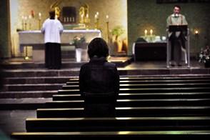 De Katholieke Norbertuskerk zal worden gesloten ivm teruglopende kerkbezoek