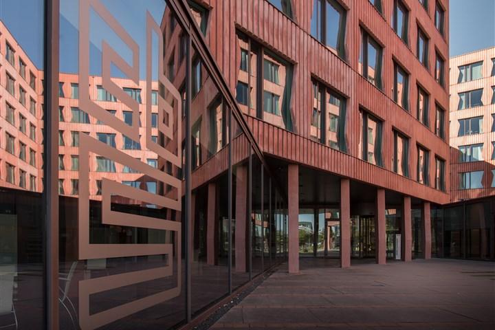 CBS-building at Leidschenveen