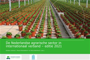 De Nederlandse agrarische sector in internationaal verband - editie 2021