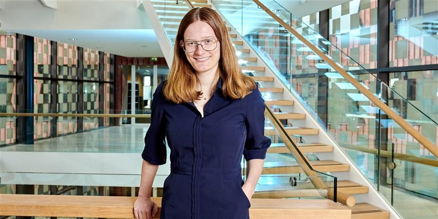 Jolien Oomens, IT onderzoeker
