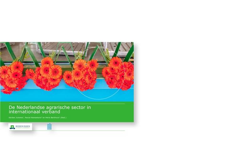 Omslag De Nederlandse agrarische sector in internationaal verband