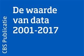 Omslag De waarde van data 2001-2017