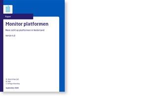 Omslag, Meer zicht op online platformen in Nederland