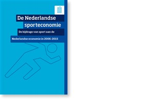 Omslag publicatie De Nederlandse sporteconomie