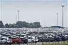 Cobelfret, auto-overslag, nieuwe auto's import importeren export exporteren auto overslag scheepvaartbedrijf en transportbedrijf Cobelfret