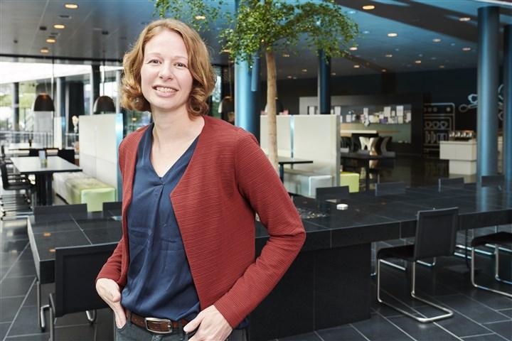 Jacqueline van Beuningen, statistisch onderzoeker