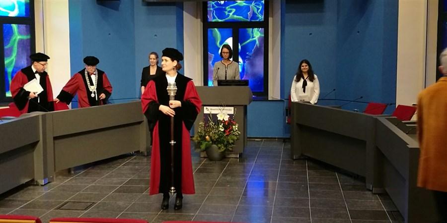 universiteit maastricht, Angie Mounir