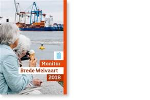 Omslag, Monitor Brede Welvaart 2018