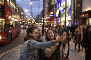 Studenten in Londen