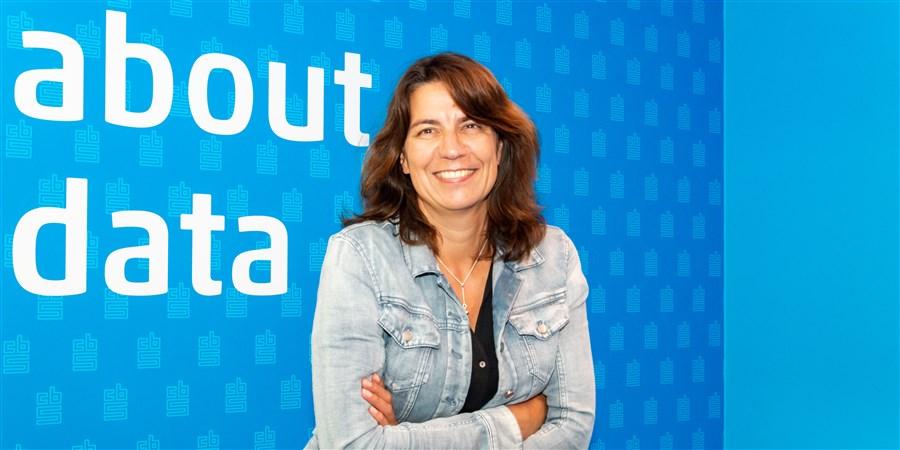 Elia Bleuten, programmamanager ICT project BLONT