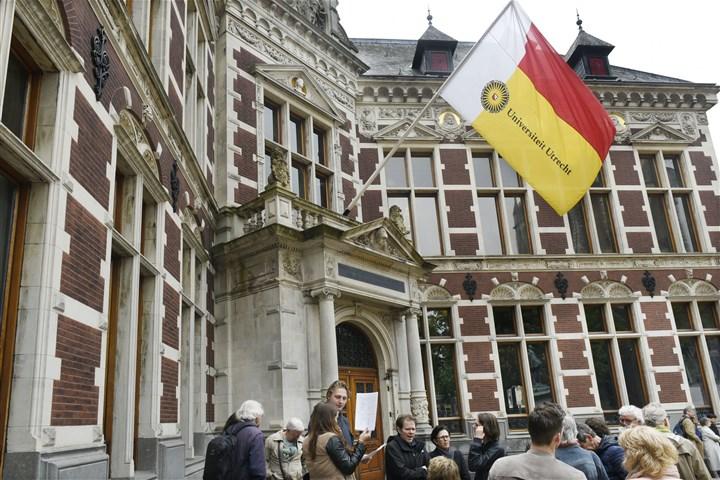 Universiteit Utrecht academiegebouw