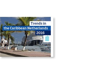 omslag Trends in the Caribbean Netherlands 2016