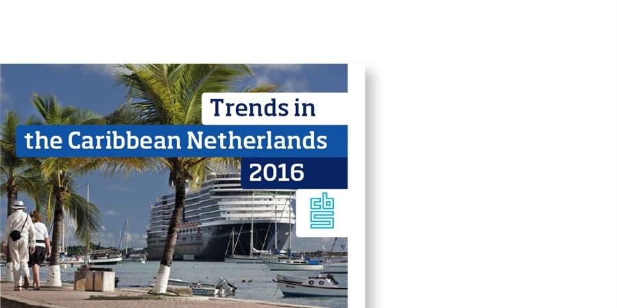 omslag Trends in the Caribbean Netherlands 2016